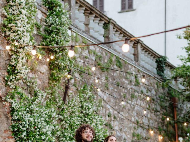 Il matrimonio di Federico e Francesca a Brescia, Brescia 68