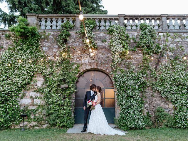 Il matrimonio di Federico e Francesca a Brescia, Brescia 69