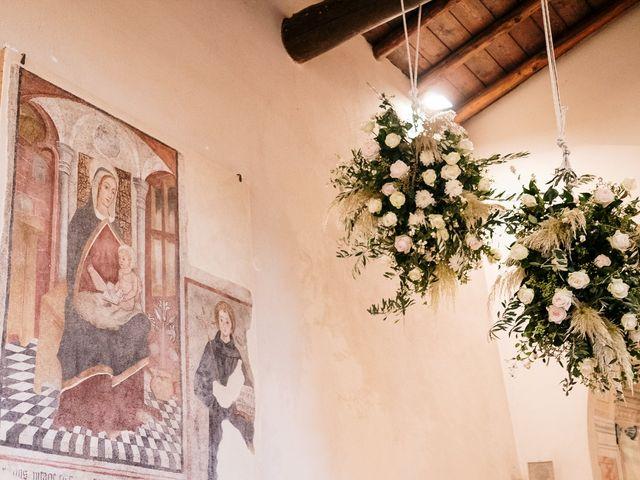 Il matrimonio di Lorenzo e Federica a Albavilla, Como 7