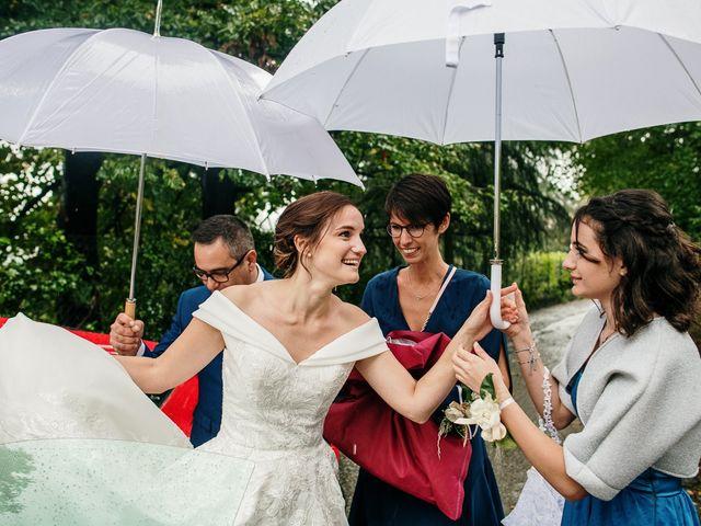 Il matrimonio di Lorenzo e Federica a Albavilla, Como 13