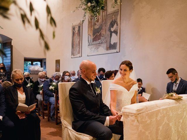 Il matrimonio di Lorenzo e Federica a Albavilla, Como 20