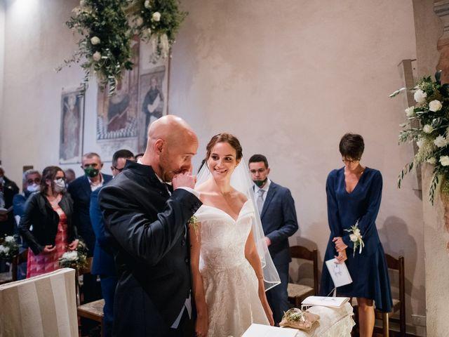 Il matrimonio di Lorenzo e Federica a Albavilla, Como 21