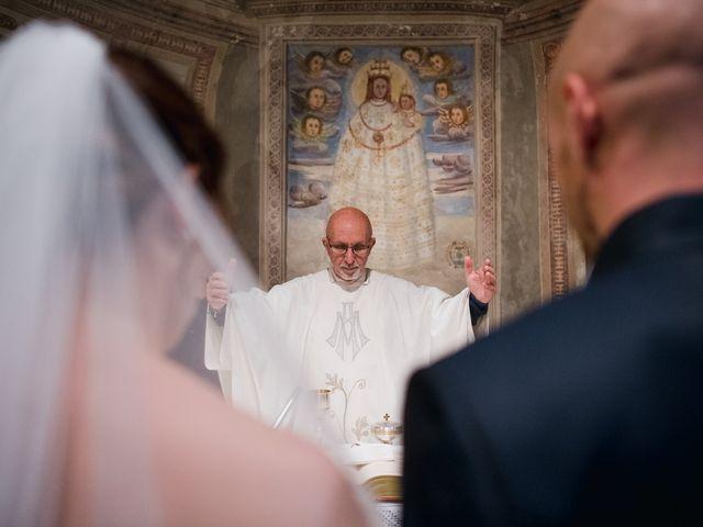 Il matrimonio di Lorenzo e Federica a Albavilla, Como 26