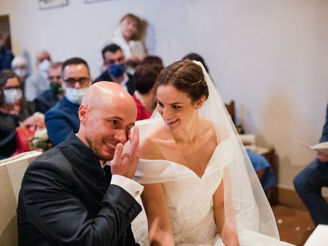 Il matrimonio di Lorenzo e Federica a Albavilla, Como 27