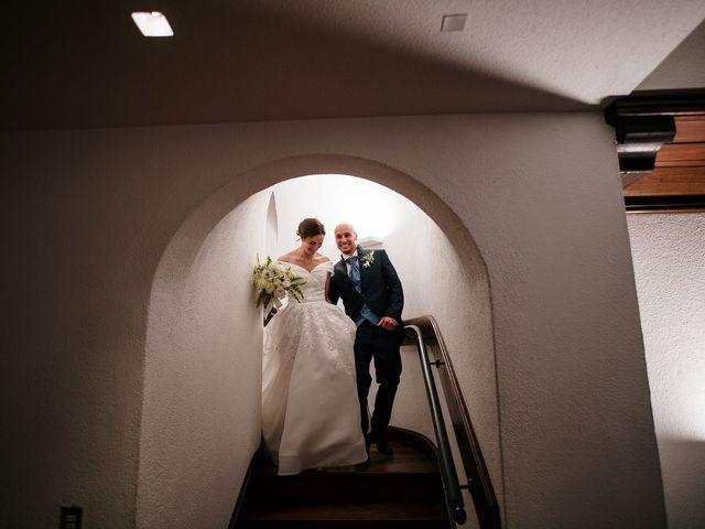 Il matrimonio di Lorenzo e Federica a Albavilla, Como 61