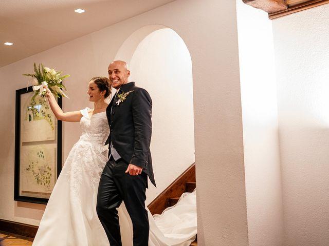 Il matrimonio di Lorenzo e Federica a Albavilla, Como 62