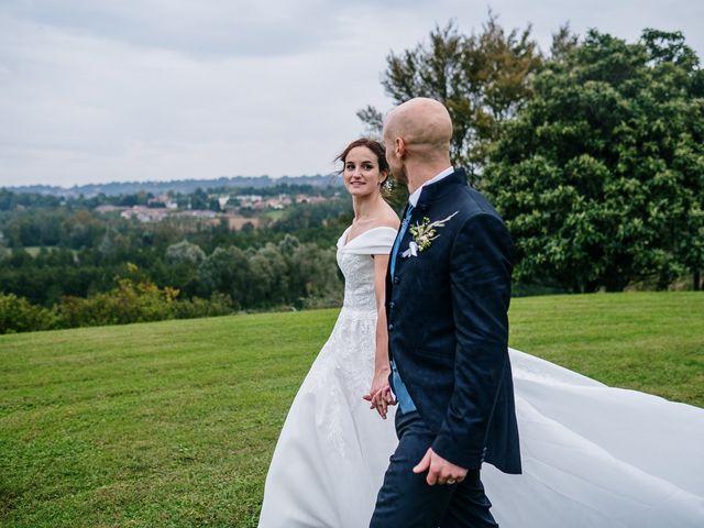 Il matrimonio di Lorenzo e Federica a Albavilla, Como 2