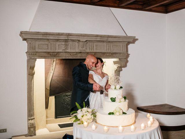 Il matrimonio di Lorenzo e Federica a Albavilla, Como 86