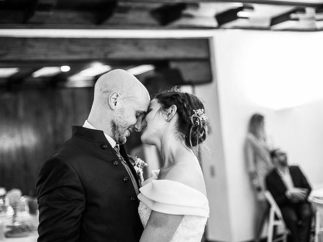 Il matrimonio di Lorenzo e Federica a Albavilla, Como 93