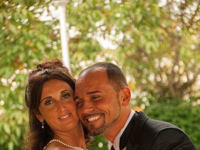 Le nozze di Cinzia e Giulio