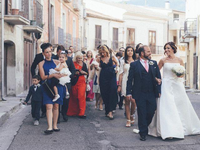 Il matrimonio di Arcangelo e Stella a San Basile, Cosenza 5