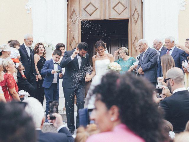 Il matrimonio di Arcangelo e Stella a San Basile, Cosenza 6