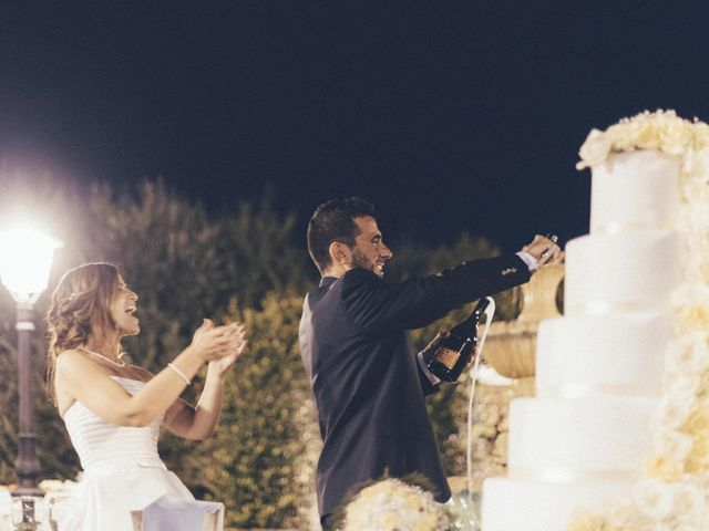 Il matrimonio di Arcangelo e Stella a San Basile, Cosenza 8