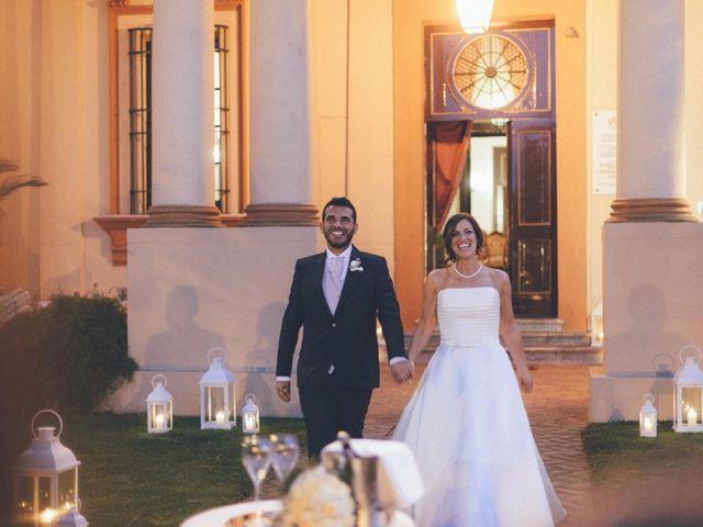 le nozze di Stella e Arcangelo