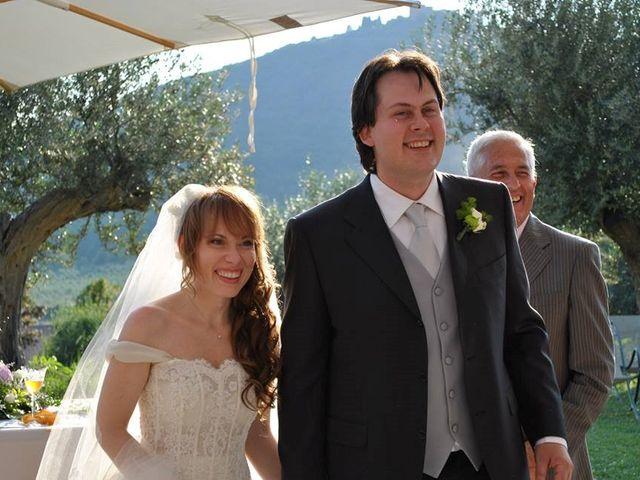 Il matrimonio di Francesco e Valentina a Roccantica, Rieti 1