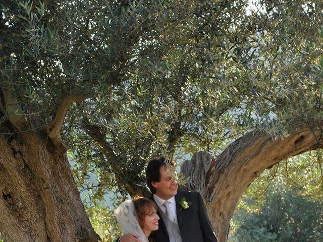 Il matrimonio di Francesco e Valentina a Roccantica, Rieti 2