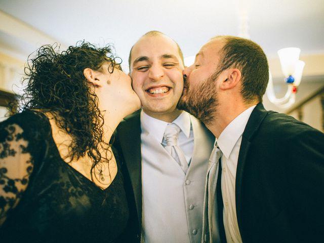 Il matrimonio di Davide e Jenny a Roma, Roma 18