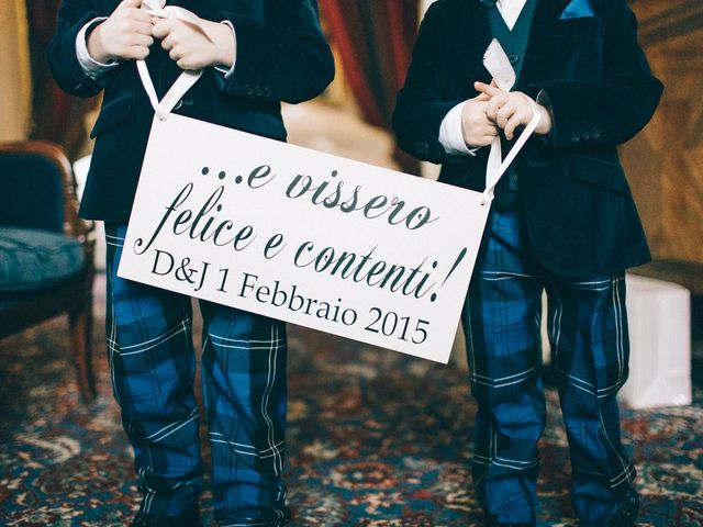 Il matrimonio di Davide e Jenny a Roma, Roma 46
