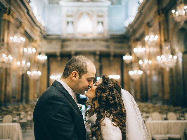 Il matrimonio di Davide e Jenny a Roma, Roma 64