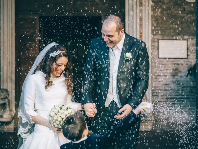 Il matrimonio di Davide e Jenny a Roma, Roma 65