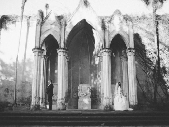 Il matrimonio di Davide e Jenny a Roma, Roma 1