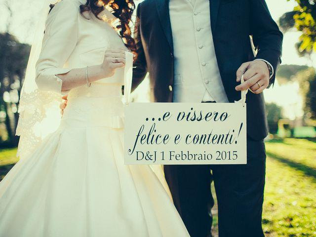 Il matrimonio di Davide e Jenny a Roma, Roma 71