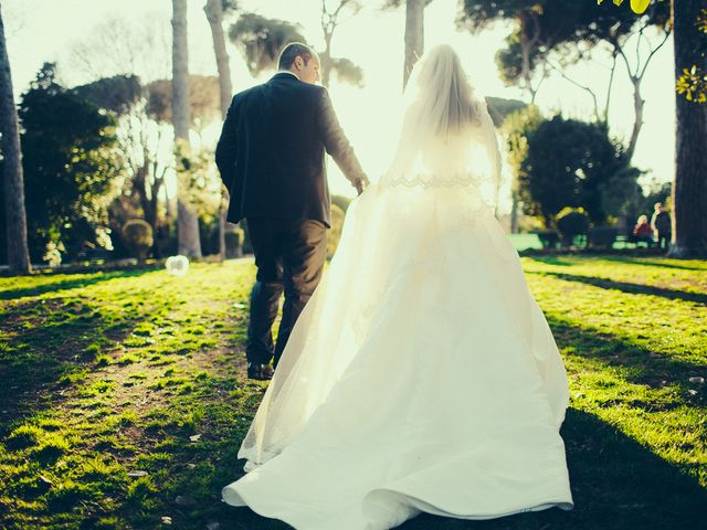 Il matrimonio di Davide e Jenny a Roma, Roma 72