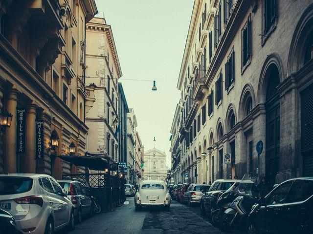 Il matrimonio di Davide e Jenny a Roma, Roma 74