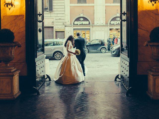 Il matrimonio di Davide e Jenny a Roma, Roma 75