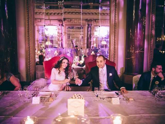 Il matrimonio di Davide e Jenny a Roma, Roma 85
