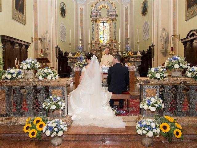 Il matrimonio di Davide e Lara a Olgiate Molgora, Lecco 4