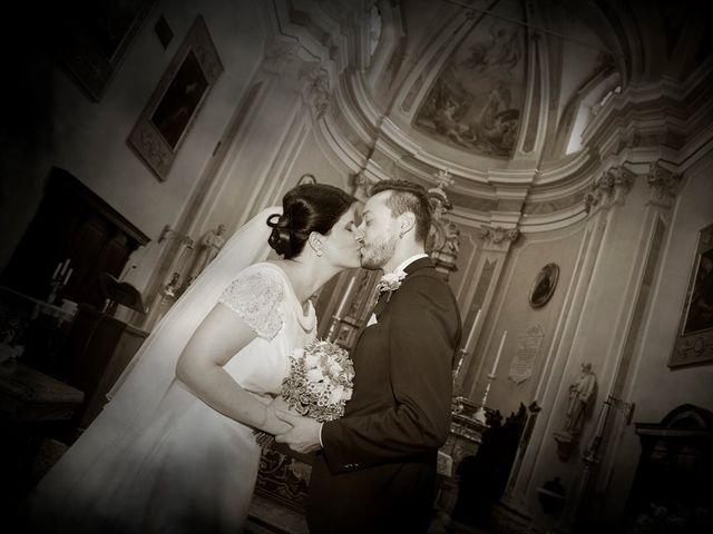 Il matrimonio di Davide e Lara a Olgiate Molgora, Lecco 8