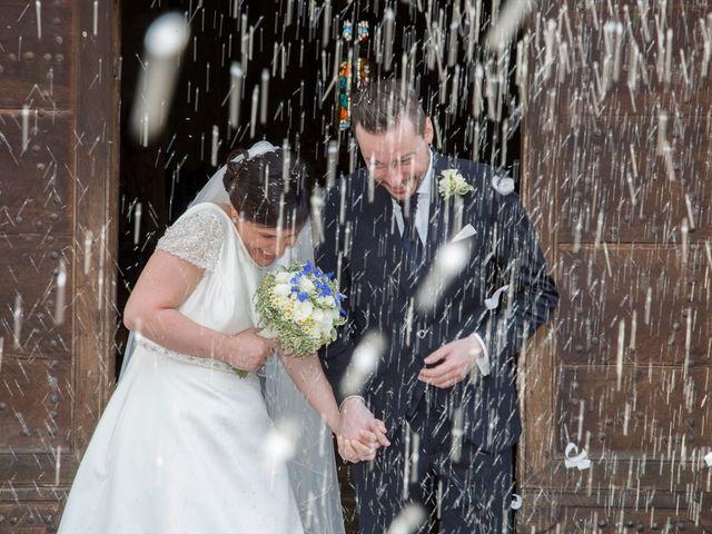 Il matrimonio di Davide e Lara a Olgiate Molgora, Lecco 9
