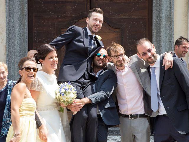 Il matrimonio di Davide e Lara a Olgiate Molgora, Lecco 11