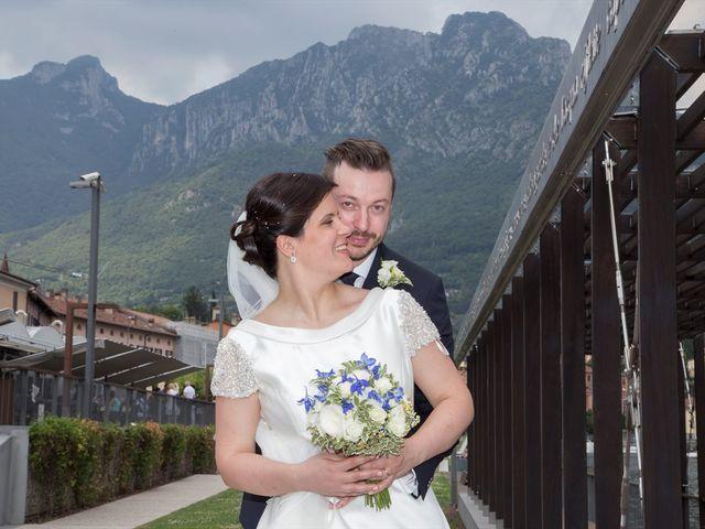 Il matrimonio di Davide e Lara a Olgiate Molgora, Lecco 12
