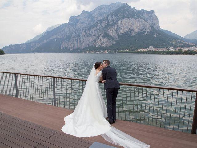 Il matrimonio di Davide e Lara a Olgiate Molgora, Lecco 14