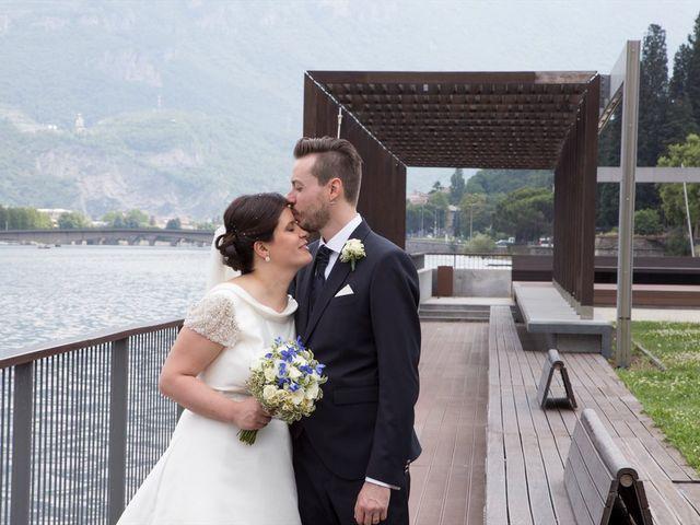 Il matrimonio di Davide e Lara a Olgiate Molgora, Lecco 15
