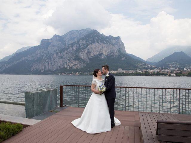 Il matrimonio di Davide e Lara a Olgiate Molgora, Lecco 16