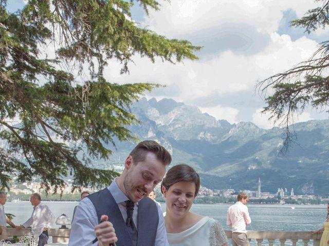 Il matrimonio di Davide e Lara a Olgiate Molgora, Lecco 23
