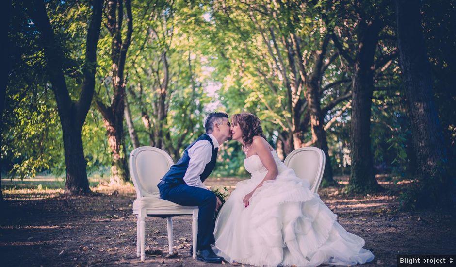 Il matrimonio di Gianpaolo e Daniela a Porto Mantovano, Mantova