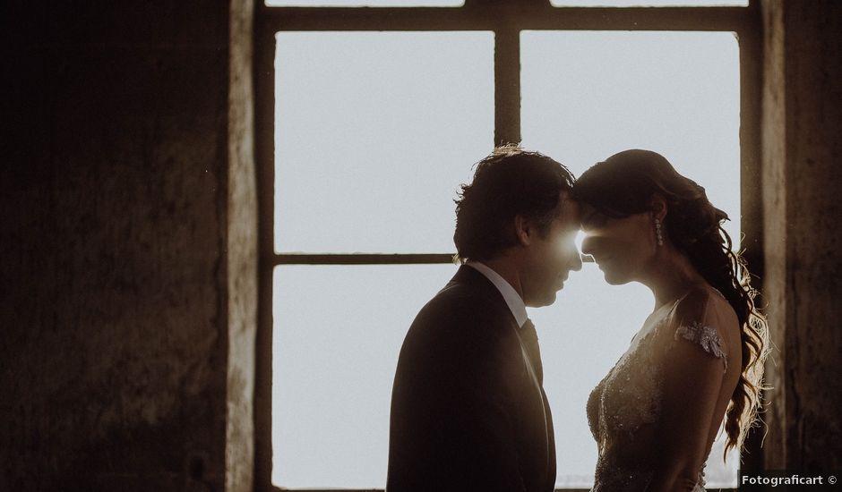 Il matrimonio di Antonio e Simona a Favara, Agrigento