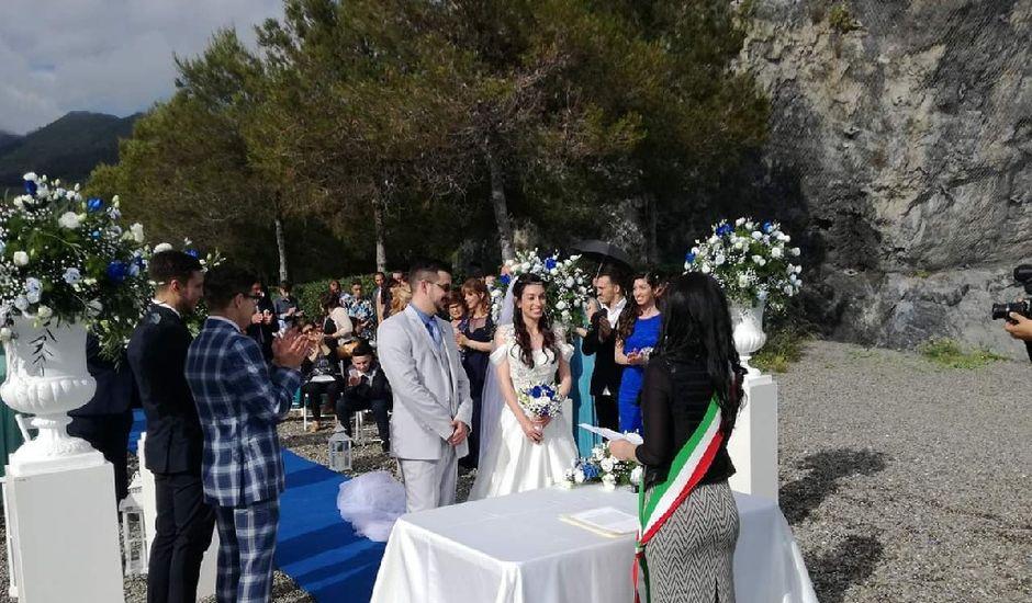 Il matrimonio di Simone e Angela a Praia a Mare, Cosenza