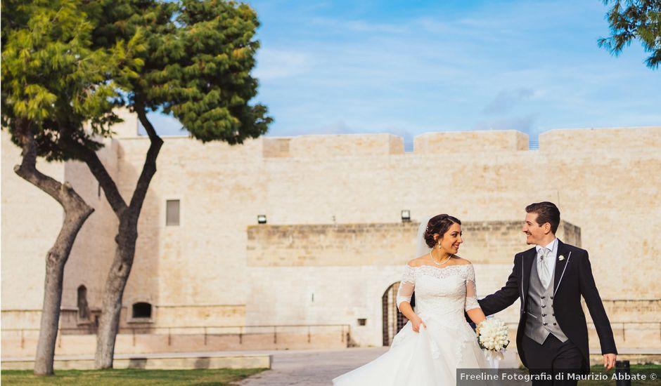 Il matrimonio di Franco e Angela a Barletta, Bari