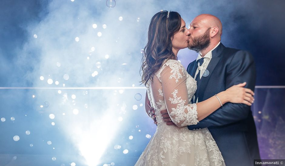 Il matrimonio di Adelmo e Chiara a Trenzano, Brescia