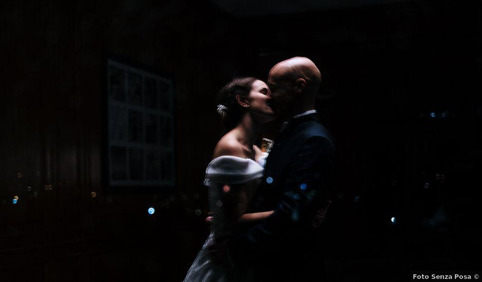 Il matrimonio di Lorenzo e Federica a Albavilla, Como