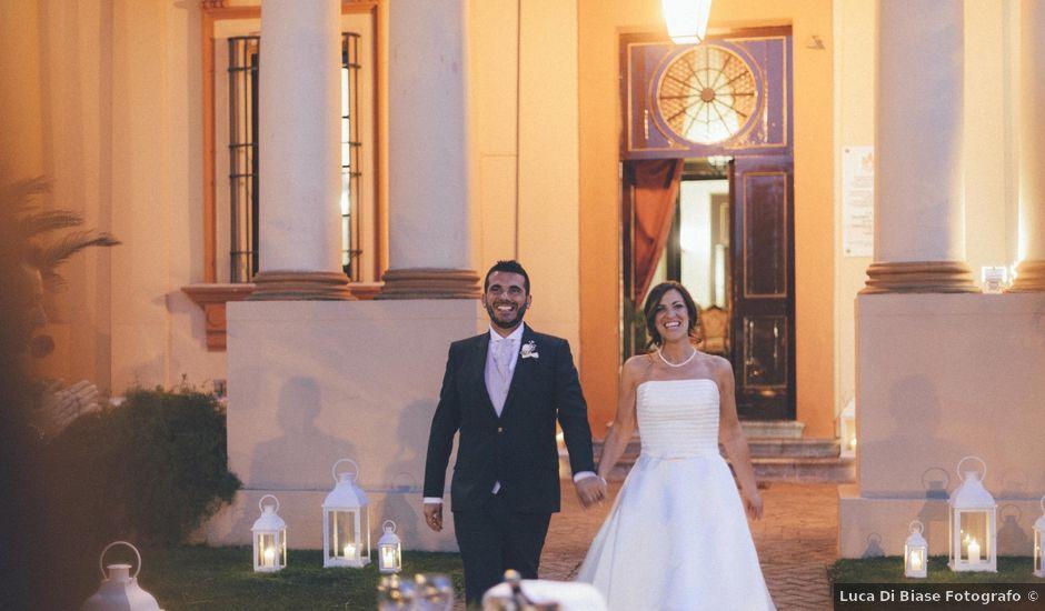 Il matrimonio di Arcangelo e Stella a San Basile, Cosenza