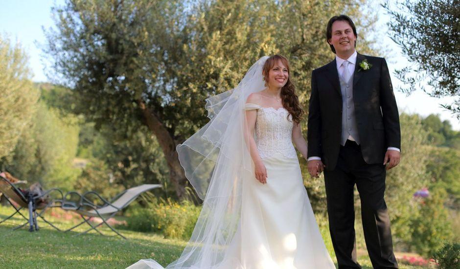 Il matrimonio di Francesco e Valentina a Roccantica, Rieti
