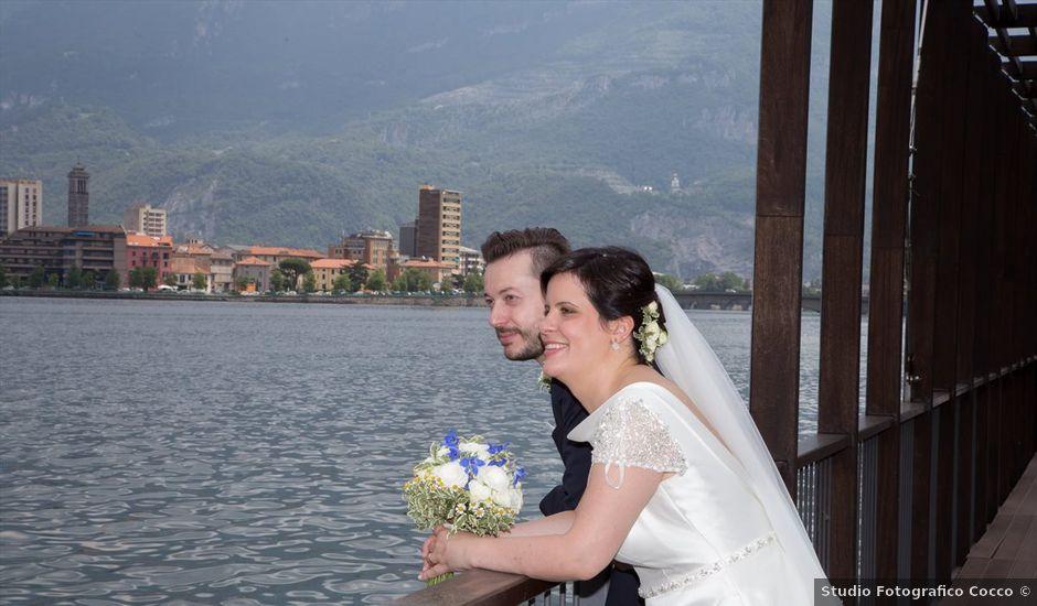 Il matrimonio di Davide e Lara a Olgiate Molgora, Lecco