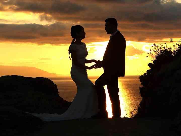 Le nozze di Marta e Cristian