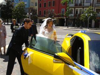Le nozze di Moreno e Valentina